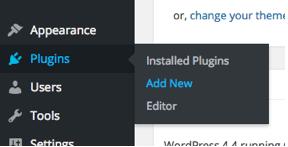 Installing Antares on WordPress