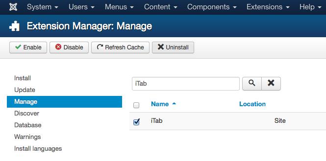 Arashtad Tabs - Responsive TabStrip Module for Joomla! 3