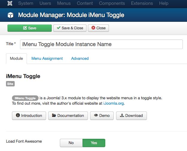 Arashtad Toggle Menu; Responsive Pricing Table for Joomla! 3