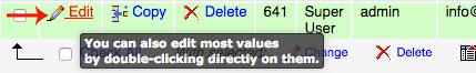 Joomla! Admin Password Recovery